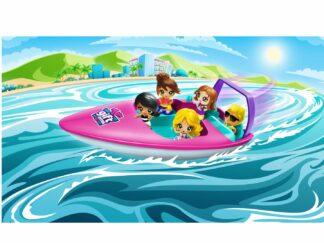 Gifts- Set de jucarii, Boat de speed