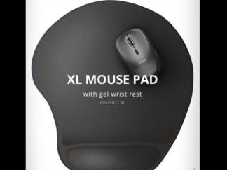 Trust Bigfoot XL Mouse Pad with gel pad