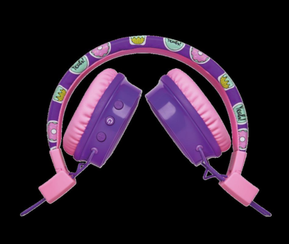 Trust Comi Bluetooth Kids Headphone Purp