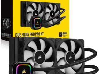 Corsair Cooler iCUE H100i PRO RGB XT LIQUID