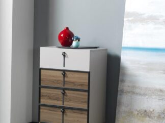 Chest of drawers with Capella drawers