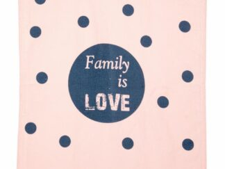 KITCHEN TOWEL 45X70 CM FAMILY