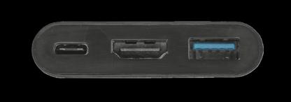 Trust 3 in 1 USB-C Multiport Adapter