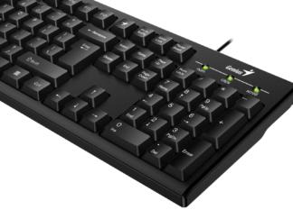 KEYBOARD Genius KB-100 Black USB
