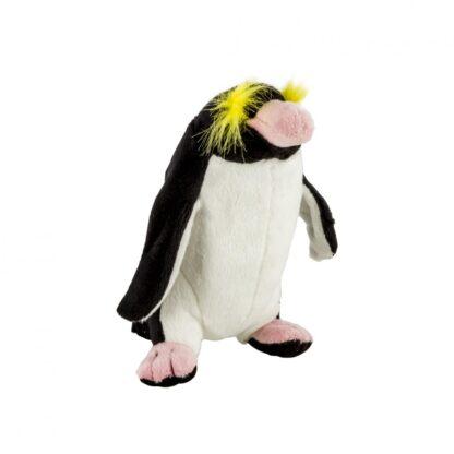 Plush jumping penguin, 20 cm