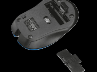 Trust Mydo Silent Click Yes Mouse Blue