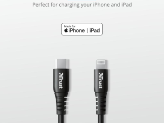 Trust Ndura USB-C to Lightning Cable 1m