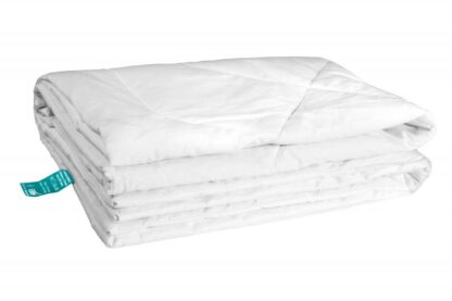 Children's pillow and quilt set White