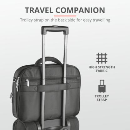 "Trust Sydney Carry Bag 16 ""laptop black"