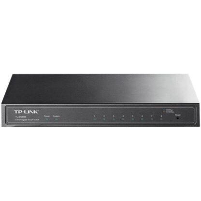 TP-Link JETSTREAM 8 Ports Gigabit SMART SWITCH 4 POE