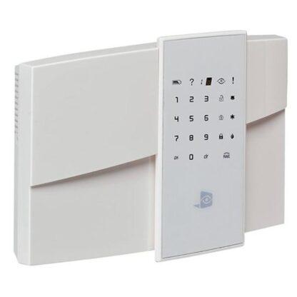 GPRS / GSM ALARM CONTROL PANEL IDCARD SIR