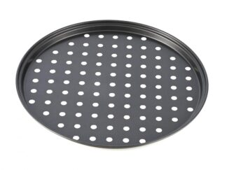 PERFORATED PIZZA TRAY 26 X 1.4 CM