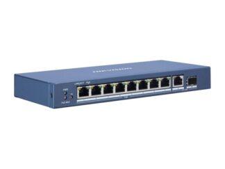 Switch 8 ports 2 UPLINK 58W unmanaged