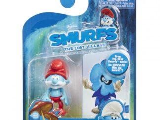 Set 2 Strumfi- Papa Smurf and Smurfwillow