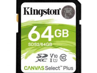 SD CARD KS 64GB CL10 UHS-I SELECT PLUS