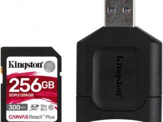 KS CARD READER 256GB SDXC SDR2 + SD READER