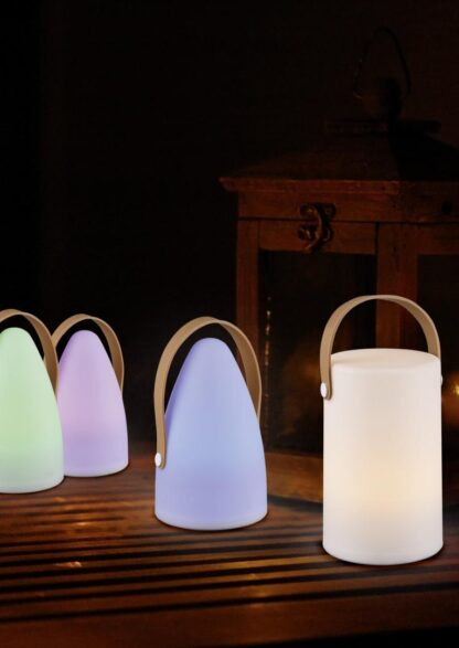 RGB INT LED exterior lamp. REALITY ARUBA