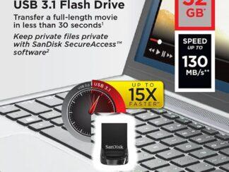 USB 32GB SANDISK SDCZ430-032G-G46