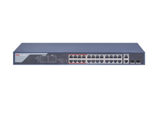 HK SWITCH POE 24 PORTS WITHOUT MANAGEMENT
