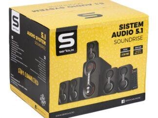 Speakers 5.1 SERIOUS SOUNDRISE SRXS-51105W