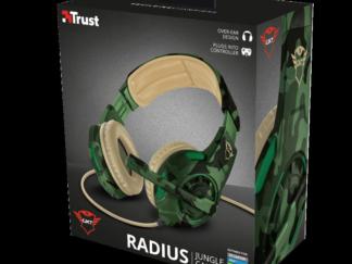 Trust GXT 310C Radius Headset - Jungle
