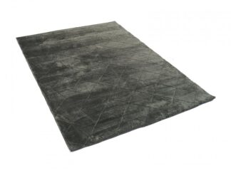 CARPET SHAGGY SOFT 160X230 CM GRAY