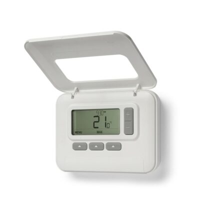 T3 DIGITAL THERMOSTAT WITH PROGRAMMABLE WIRE