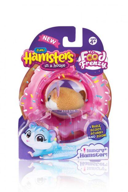 Hamster, div. colors