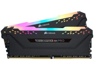 Corsair DDR4 16GB 3200MHz 2x8 RGB