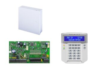 Control Panel SP7000+ cutie with  TRAF+ K32LCD+