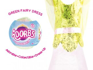 Adorbs- Costume type dress, green