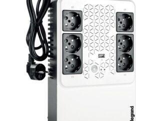 UPS LEGRAND MULTIPLUG 600VA / 360W