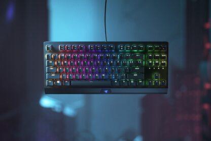 Keyboard Razer BlackWidow V3 TKL Gaming Yellow Switch