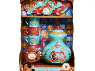 TEA AND CHOCOLATE SET FROM THE ROYAL PALACE
