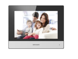 """7 """"COLOR LCD MONITOR WITH TOUCH SCREEN"""