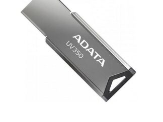 USB Flash Drive ADATA UV350 32GB SILVER METALIC