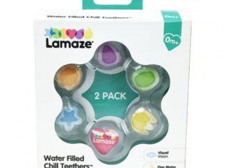 Lamaze-Set 2 refrig gingival rings.