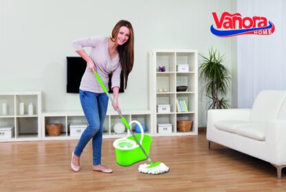 PRIMO CLEANING SET, MOT ROT. 360, GREEN