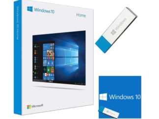 Windows HOME License FPP 10 P2 32-bit/64-bit Eng US