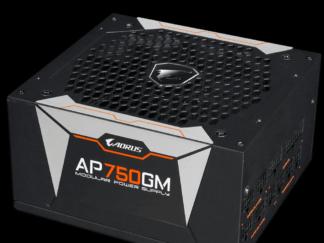 POWER SUPPLY GB AORUS P750W 80+ GOLD Modular