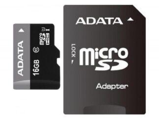 MICROSDHC 16GB CL10 ADATA W / A