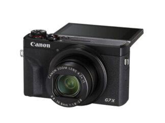 PHOTO CAMERA CANON G7X MARK III+NB-13L