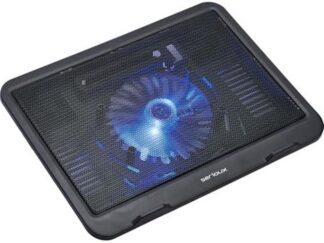 """COOLING PAD FOR LAPTOP NCPN19, USB, 10-15 """""""