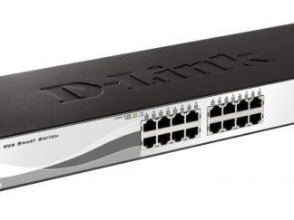 DLINK SW 16P-GB 4P-SFP SMART RM