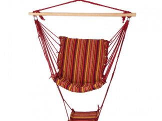 HR suspended hammock MULTISTRIPES 100x58