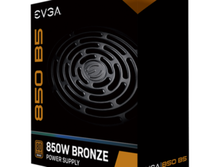 EVGA PSU 650 B5 80+ BRONZE 650W FullMod