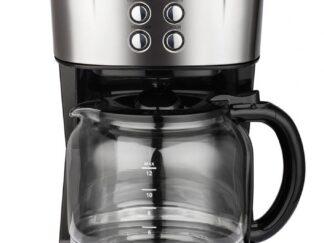 HEINNER HCM-D915BKS DIGITAL COFFEE MAKER