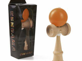 Kendama, Orange, 180x70x60mm