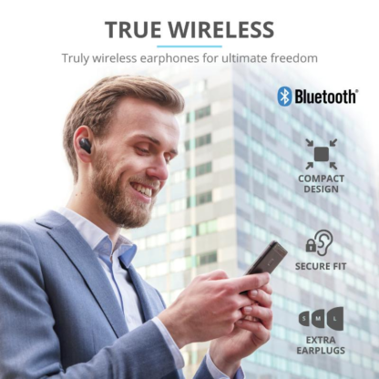 Trust Nika Compact Bluetooth Earphones