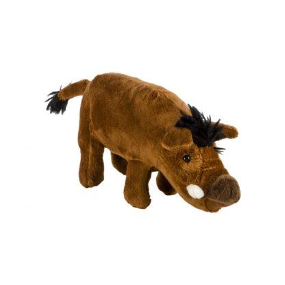 Plush wild boar, 19 cm